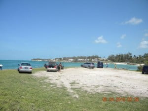 Popular Christ Church picnic, liming & loving spot - Surfer's Point