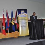 Franklyn Bryson, Managing Director of the Christian Kingdom Cooperative Credit Union