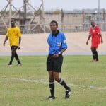 FIFA Qualified Referee - Gillian Martindale to officiate 8th August for KFC