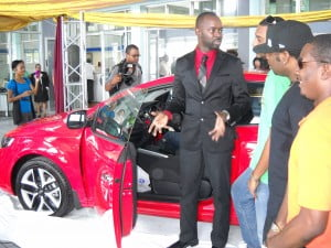 Noted MacEnearney spokesperson, Ronnie Morris of Timeless Entertainment, reiterates benefits of Kia Cerato to eager converts