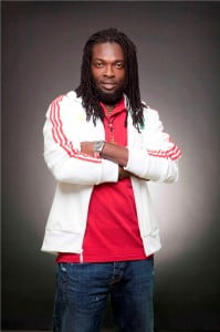 Koolant, New Co-Lead Singer of The Wailers