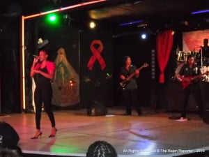 The group Shockwave - I think they were shocked the audience did not warm up to them, their music needs more honing before they venture the Bajan circuit - for hotels, they probably are the bomb, but Bajans are a bit more demanding for musical entertainment