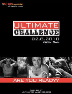 Visit www.UltimateChallenge.org to find out more.