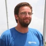 Technician for Wind Turbine manufacturers Vergnet, Mr. Vincent Morel