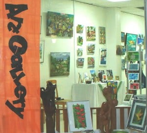 The exhibition is part of the National Cultural Foundation's Bridgetown Crop Over Art Walk.