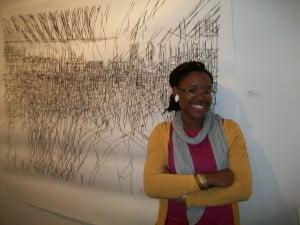 """{I must} become an international Contemporary Caribbean artist!"""