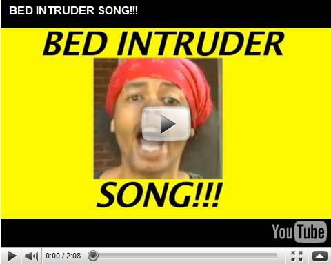 bed intruder song huntsville wanna be rapist foiled made into hit