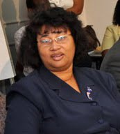 Chief Medical Officer, Dr. Joy St. John