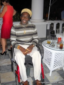 Barbados also has Paralympian hopefuls (President Wesley Worrell at recent soirée) who may well reach through fund-raising efforts of local High Commission
