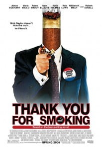 This film while handling smoking, also looked Public Relations - did Donville Inniss think the PR nightmare which will ensue from a Smoking Ban come Oct. 1st? Plus the further job losses in a depressed economy? What is HE smoking?