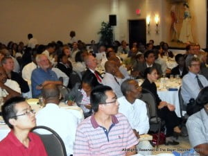 Even members of what seems to be China's diplomatic community attended the BIBA luncheon, yet Barbados and the world are too well aware of Chinese diplomacy, a la Tienanmen Square 1989