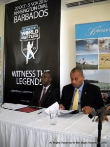Sports Minister Stephen Lashley was a VOB Journalist decades ago and the Tourism Minister is a Kolij alumni
