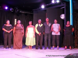 Some of the 20 who will compete in the Finals of LIME Barbados National Karaoke Championships!
