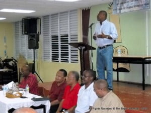 Any queries for the Barbados Labour Party can be directed to the Opposition Office, Tel. (246) 310-5413