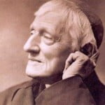 The Pope will beatify Cardinal John Henry Newman, the influential 19th century theologian, on Sunday 19 September at Cofton Park in Birmingham.  Beatification is the penultimate step before Papal recognition of sainthood.