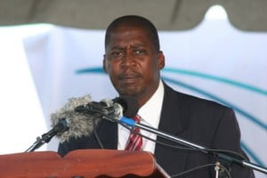 General Manager of the Nevis Electricity Company Ltd. Mr. Cartwright Farrell