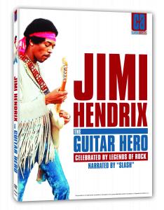 Cast: Jimi Hendrix, Eric Clapton, Paul Rodgers, Slash, Mick Taylor, Ginger Baker