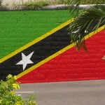 565777 St Kitts Flag 0