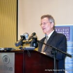 President of the B'dos Chamber of Commerce & Industry, 2010/2011: Andrew Armstrong