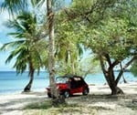 Barbados Mini moke