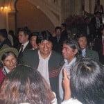 Bolivian President Morales1