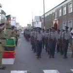Commissioner parade 1