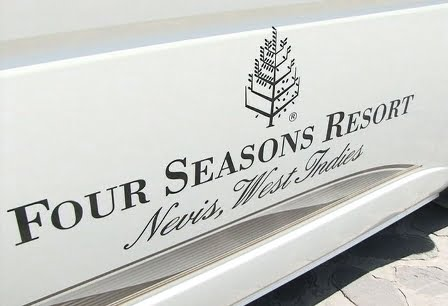 Nevis Island Four Seasons