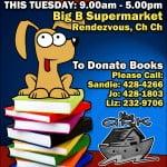 the ark booksale