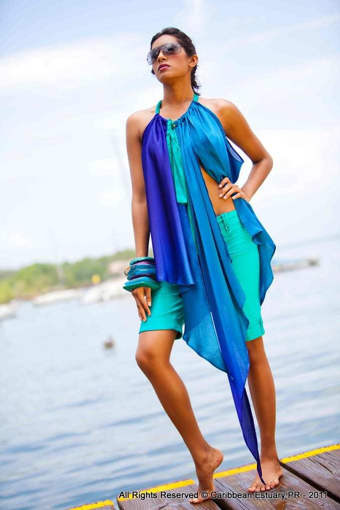 Caribbean-inspired Dresses