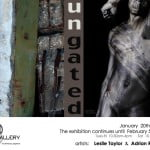 UNGATED photography exhibition Jan20