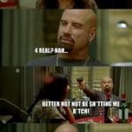 Skinhead Travolta