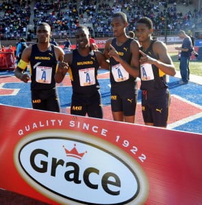 Photos by Collin Reid, Courtesy of Grace Foods, proud sponsors of Team Jamaica Bickle