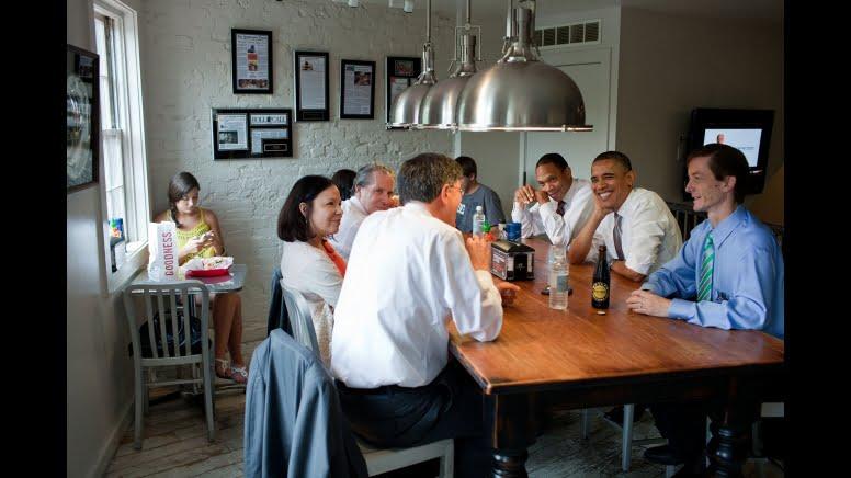 Burgers-Obama