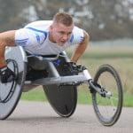 David Weir Paralympian