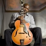 Jazz Guitarist Cameron Pierre photo credit Gary Willis
