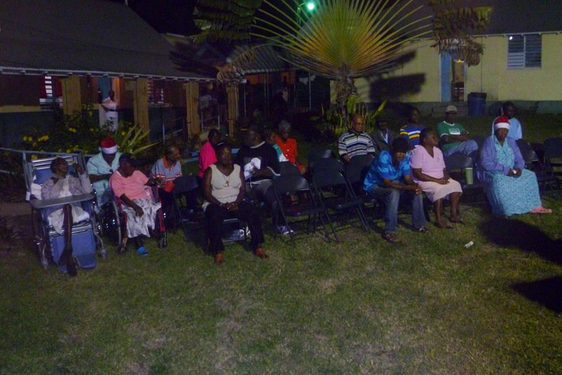 The Bajan Reporter | SKN's Defence Force Band Spreads Christmas Cheer | The Bajan Reporter