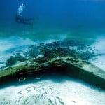 Khaled bin sultan Living Oceans Foundation divers approach Walter Wyatt's sunken plane
