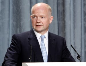 Op-Ed written by William Hague on the recent conference on Somalia