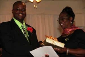 Police Constable of the Year in the Royal St. Christopher and Nevis Police Force Nevis Division