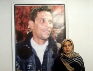 """I am proud of my son, although I am in mourning, and I am sad, but thanks to God, Mohammed lives, he didn't die,"" she says resolutely.  Read more: http://ti.me/mZBzPA"