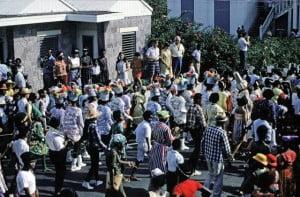 #carnival #plymouth #volcano #montserrat #history #photography
