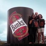 Banks Press Photo