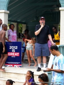 #olympiad #charity #ukhighcommission #barbados #london2012 #sportrelief