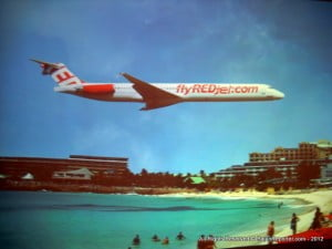 REDjet is pleased to announce their 7th destination – St Maarten