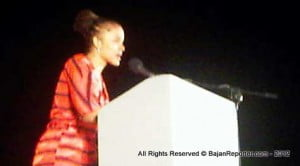 """""""A Call For Justice"""" Haggatt Hall - 4 March 2012, Bds Labour Party Meeting"""