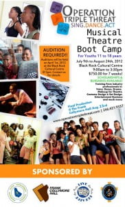 Date: Sunday, April 1st, 2012 | Place: The Black Rock Cultural Centre, Black Rock Main Rd., St. Michael | Time: 3:00pm to 6:00pm