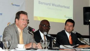 Bernard Weatherhead - Executive Chairman: Sun General, Dean Weatherhead - Claims Manager: Sun General and Alfredo Weatherhead - Director: Sun General