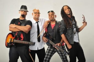 The members of Kes the Band will shine in the Big Apple for their major concert performance 'Kes All In'