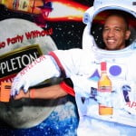 Wray Nephew Marketing Manager Gary Dixon takes a HUGE leap for RUM