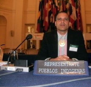INDIGENOUS SNATCH A SMALL VICTORY FROM THE JAWS OF DEFEAT AT THE OAS